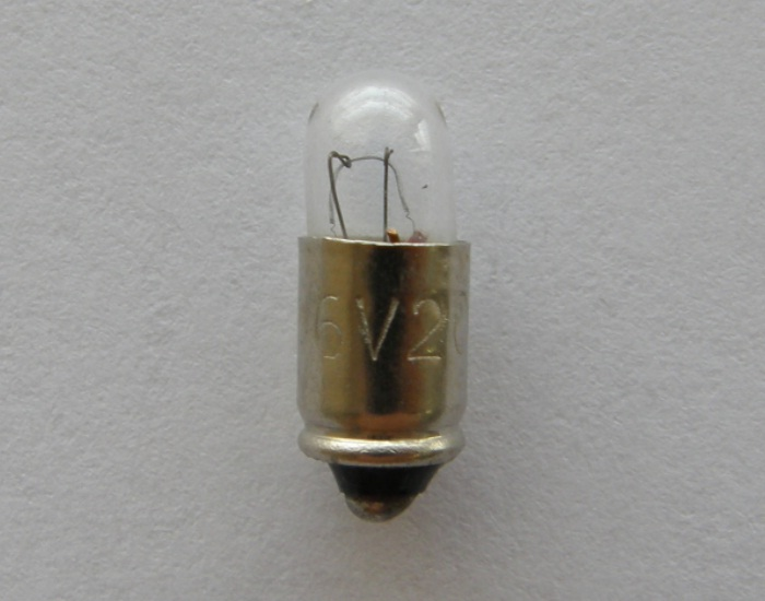 T3 X 14mm, Sub-Midget Flanged (French) Indicator Lamp