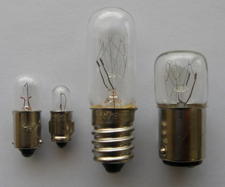 Wonderful Miniature Lamps